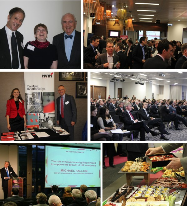 2012 Investor Forum - The WiseAlpha VCT and EIS Investor Forum
